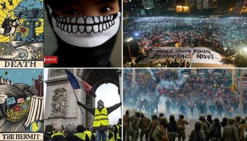 Глобалисты постепенно погружают мир в хаос, но никто этого не видит.