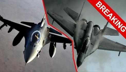Россия объявила над Сирией бесполетную зону.