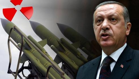 Турция продолжает хранить 50 термоядерных бомб, которые может и не отдать.