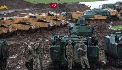 Битва за Манбидж: начнет ли Эрдоган Третью мировую войну?