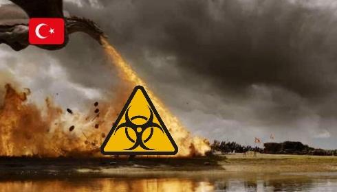 На севере Сирии готовится применение химического оружия.