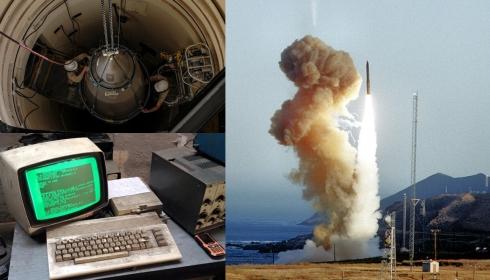 Пентагон сообщает, что Minuteman III больше не запускают с  8-дюймовых дискет.