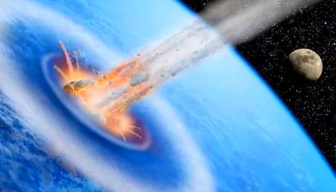 В ближайшие 120 часов на Землю упадет астероид.
