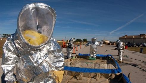 Эпидемиологические учения в США или Эбола в Южной Каролине?