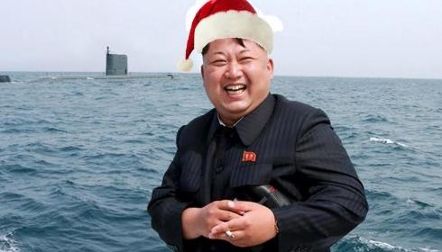 В случае полного прекращения переговоров Ким Чен Ын обещает Трампу «рождественский сюрприз».
