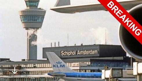 Критическая внештатная ситуация в аэропорту Амстердама. ОБНОВЛЕНИЕ №4