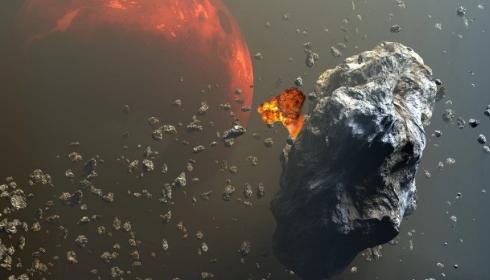 21-22 ноября на Землю упадет 400 метеоритов за час.