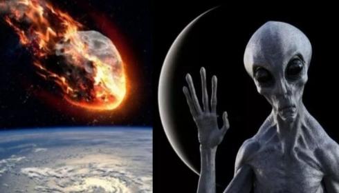 Инопланетяне рассказали контактеру как и когда погибнет Земля.