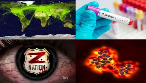 Норовирус распространился по всей планете.
