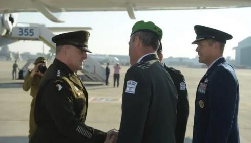 Американские генералы зачастили на Ближний Восток. К чему бы?