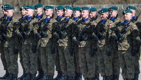 Странные учения резервистов в Польше. Количество американских войск в Польше увеличилось. Почему? TheBigTheOne.com_1836