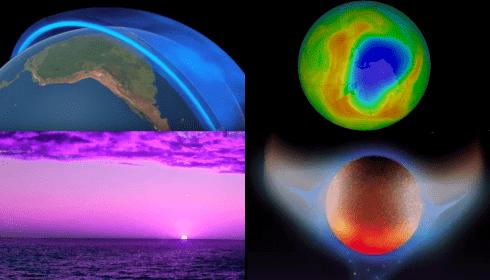 Кто закрыл над Землей гигантскую озоновую дыру?