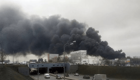 Москва горит, Германия взрывается. Пятница, 13-е?