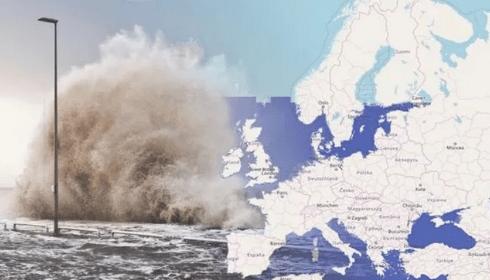 Гренландия грозит миру Великим Потопом.