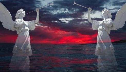 Над Средиземным морем гремят Трубы Апокалипсиса.