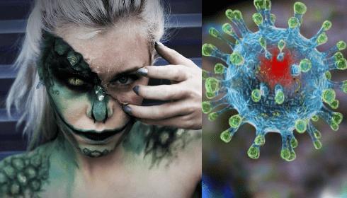 Китайский коронавирус может помочь выявить рептилоидов TheBigTheOne.com_2072