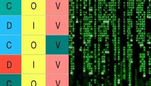 BIGONE: COVID-19 – это прямое доказательство существования Матрицы  TheBigTheOne.com_2488